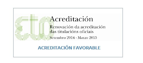 Renewed accreditation of the Master's